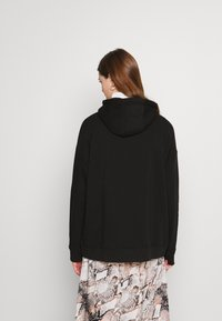 Nly by Nelly - OVERSIZED HOODIE - Sweat à capuche - black - 2
