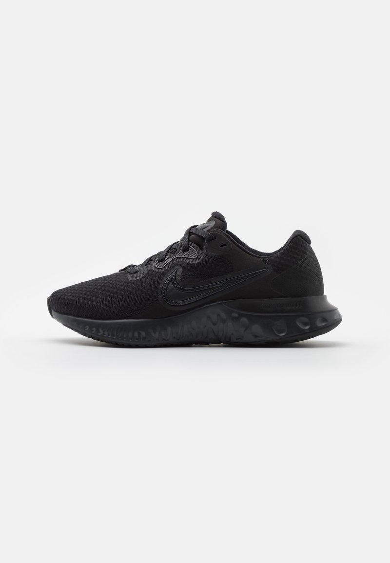Nike Performance - RENEW RUN 2 - Neutral running shoes - black/anthracite