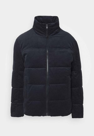 JORCORDUROY PUFFER - Winter jacket - dark navy