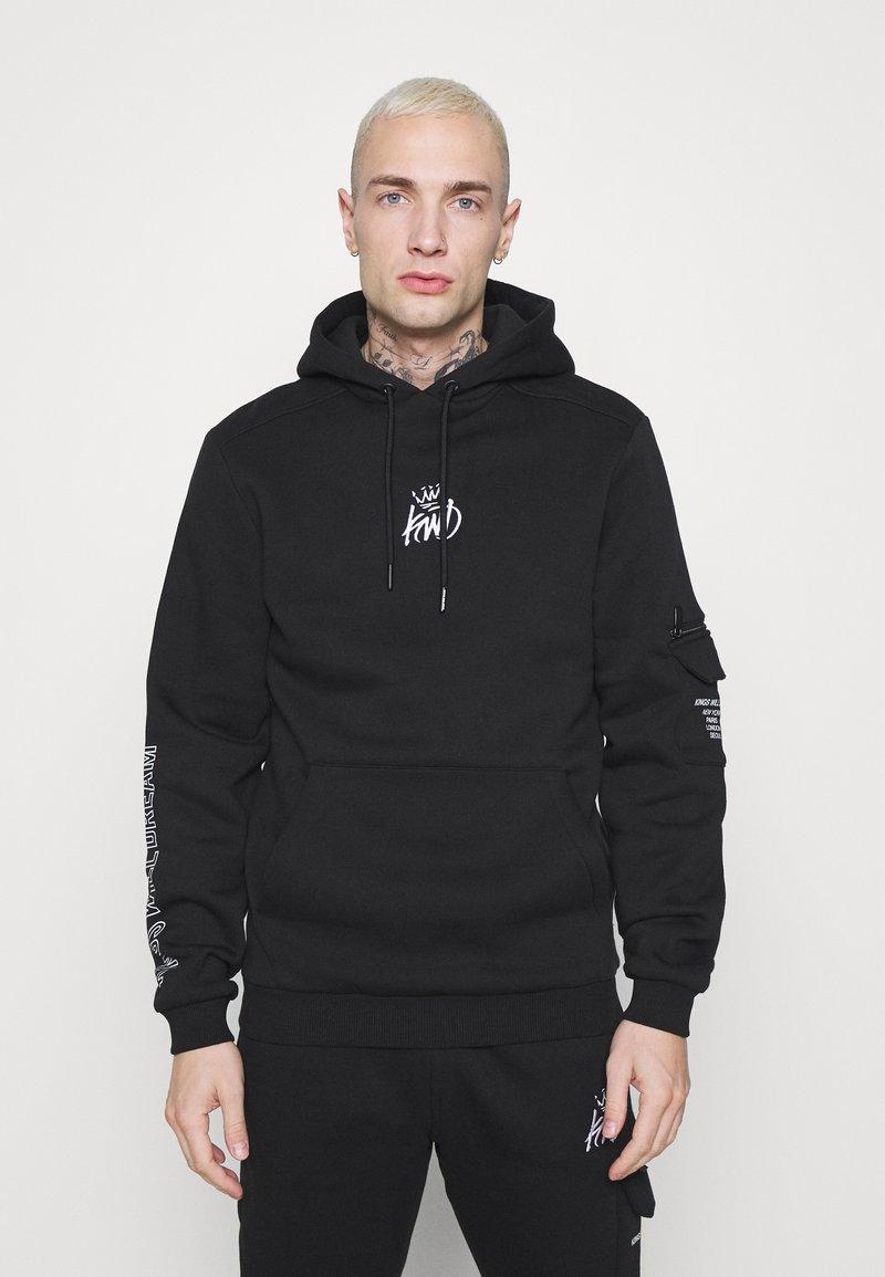 Kings Will Dream - CARSO HOODIE - Sweatshirt - black