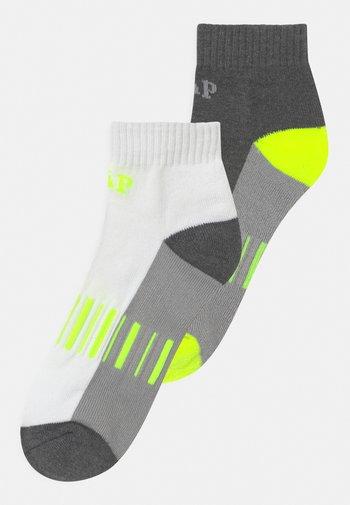BOY 2 PACK - Socks - active yellow