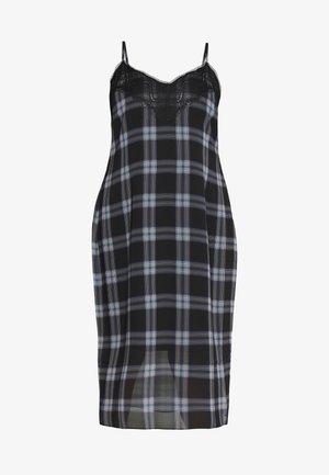 DRESS CHECK - Day dress - dark blue