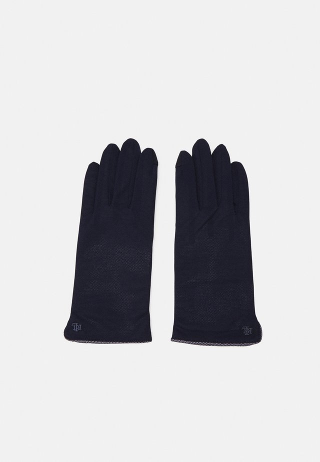 SHOPPING TOUCH GLOVE - Sormikkaat - navy