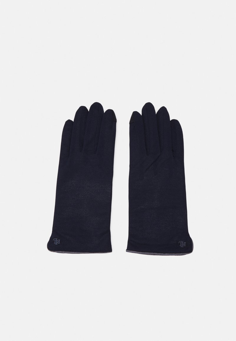 Lauren Ralph Lauren - SHOPPING TOUCH GLOVE - Gloves - navy