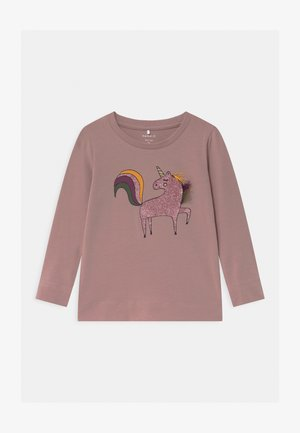 NMFRAGNHILD - Long sleeved top - deauville mauve