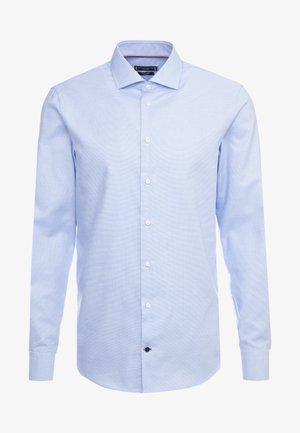 DOBBY CLASSIC SLIM FIT  - Formální košile - blue