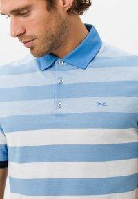 BRAX - STYLE PACO - Polo shirt - iced blue - 3