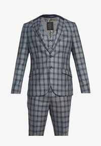 Shelby & Sons - LEYBURN 3PC SUIT - Completo - blue - 11