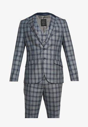 LEYBURN 3PC SUIT - Suit - blue