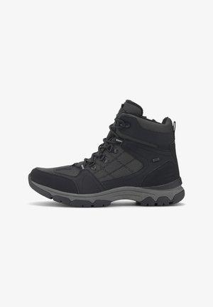 Winter boots - black-coal