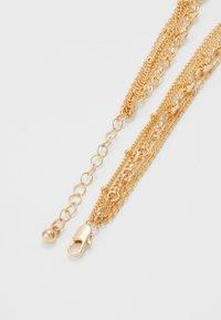 Pieces - PCKRYSTAL COMBI NECKLACE - Kaulakoru - gold-coloured - 2