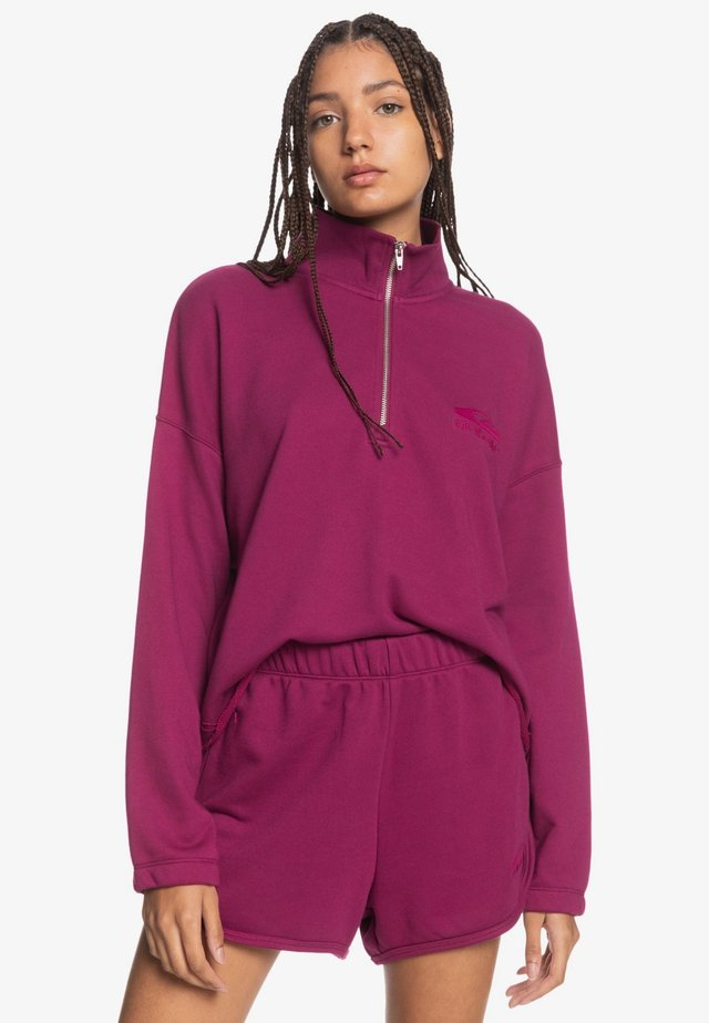 Shorts - raspberry radiance