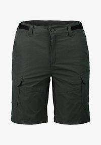 Icepeak - BRASWELL  - Outdoor shorts - dunkel grüm - 0