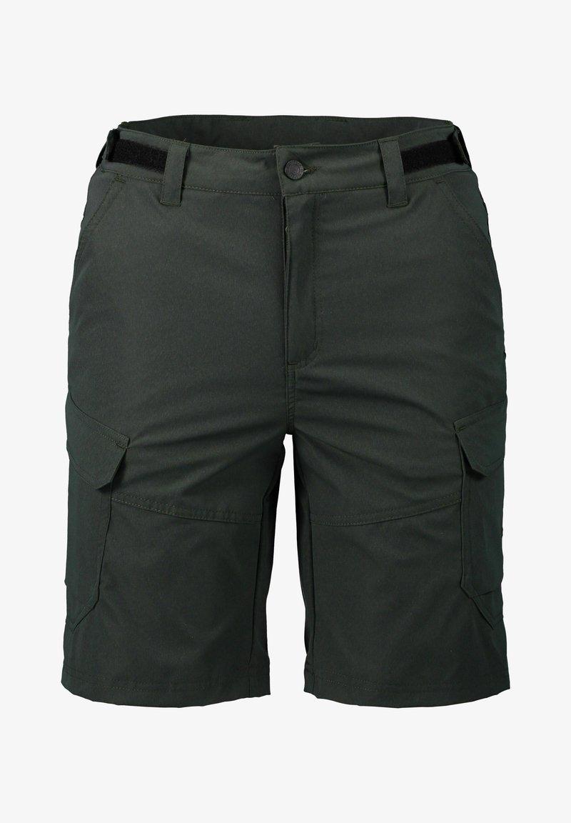 Icepeak - BRASWELL  - Outdoor shorts - dunkel grüm