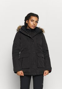 Superdry - EVEREST SNOW - Ski jacket - black - 0