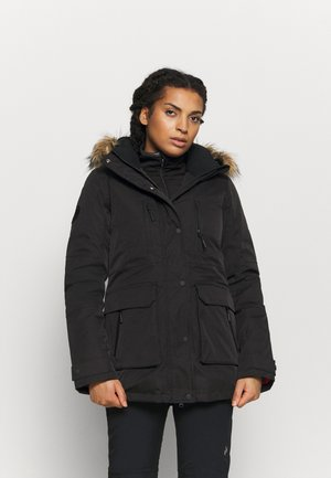 EVEREST SNOW - Skijakke - black