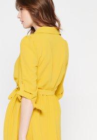 LolaLiza - Shirt dress - yellow - 4