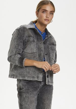 DHLANCE  - Cowboyjakker - medium grey retro wash