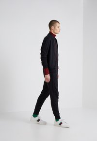 PS Paul Smith - veste en sweat zippée - black - 1