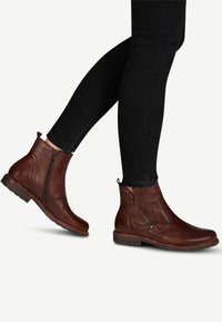 Tamaris - Ankle boots - muscat - 0