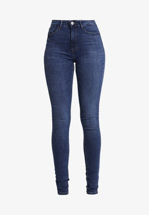 ONLPAOLA HIGHWAIST - Jeans Skinny Fit - medium blue denim