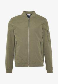 JERUSH - Bomber Jacket - dusky green