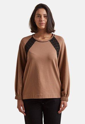 FELPA - Sweatshirt - beige