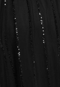 MAX&Co. - PREMESSA - Áčková sukně - black - 2