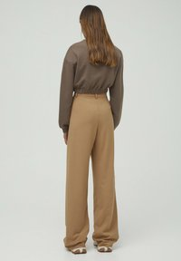 PULL&BEAR - Pantaloni - brown - 2