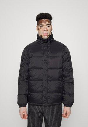 SAMMY JACKET - Zimní bunda - black