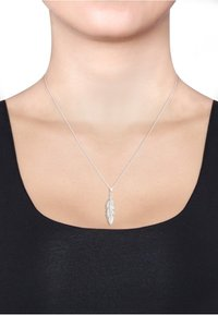 Elli - Náhrdelník - silver-coloured - 0