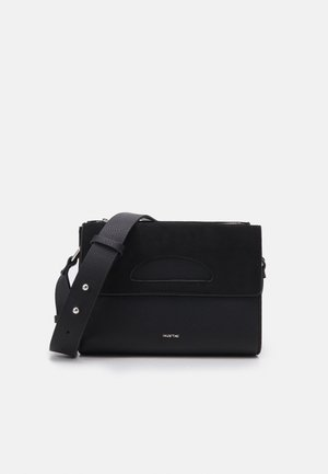 CROSSBODY BAG ZINNIA - Across body bag - black