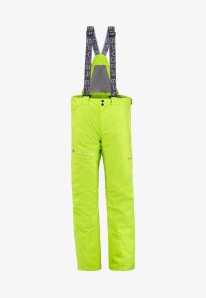 DARE - Snow pants - green