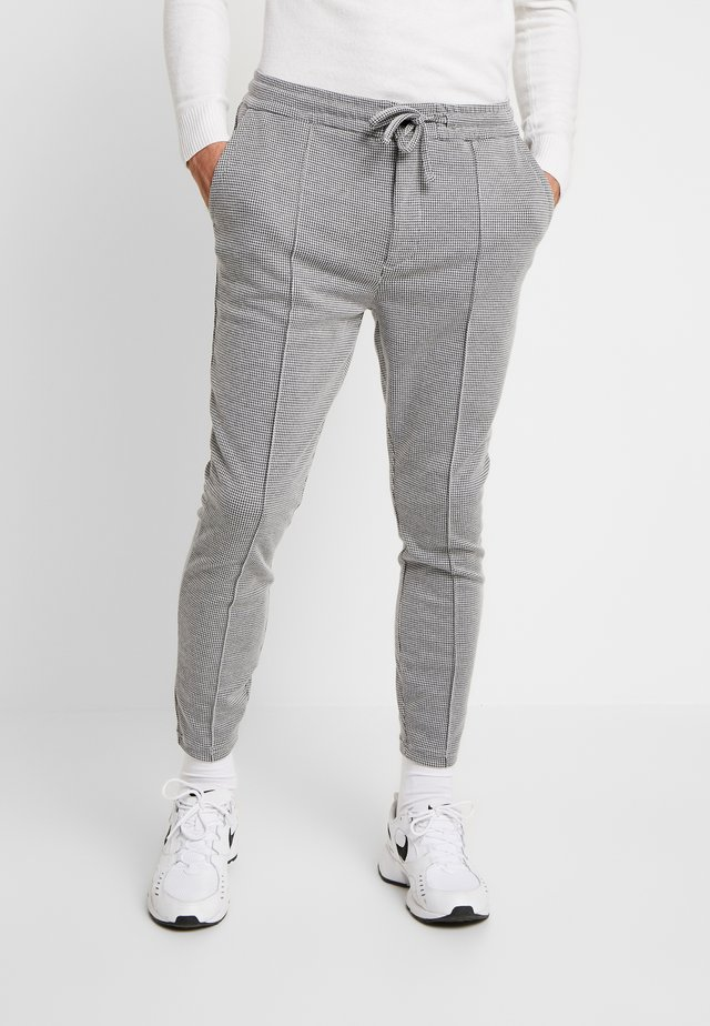 METISSIER ROSARIO SMART CHECK - Joggebukse - grey