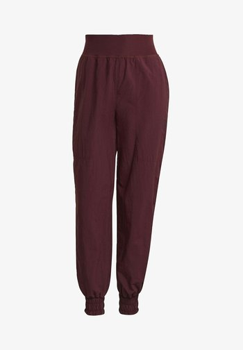 CF MACCARTNEY TRAINING WORKOUT PANTS - Pantalones deportivos - burgundy