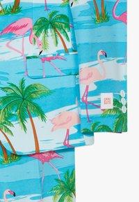 OppoSuits - FLAMINGUY SET - Suit - light blue/pink - 6