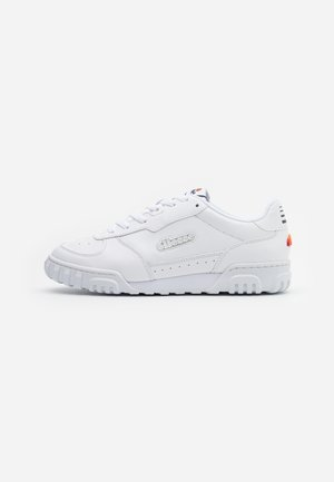TANKER - Sneakers - white/dark blue