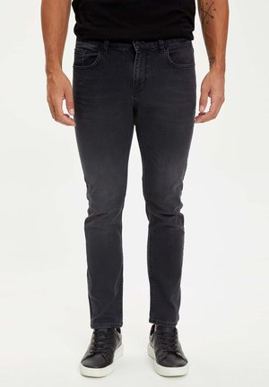 Vaqueros slim fit - anthracite