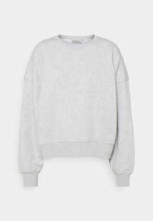 RUBI  - Sweatshirt - light grey melange