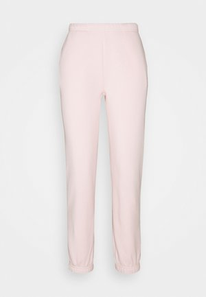 BASIC - Tracksuit bottoms - barley pink