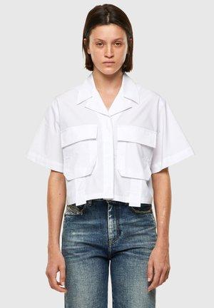 ADARA - Button-down blouse - white