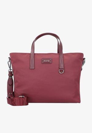 Handbag - cabernet
