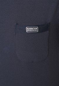 Barbour International - MANALI DRESS - Sukienka koszulowa - metallic blue - 5