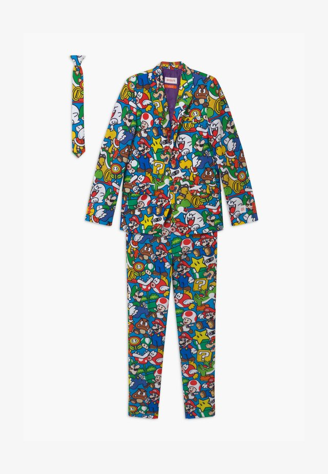 BOYS SUPER MARIO™ SET - Verkleedkleding - multi-coloured