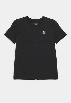 LOGOTAPE  - Print T-shirt - black