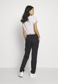 Esprit Collection - MLA-030EO1B308   - Trousers - black - 2