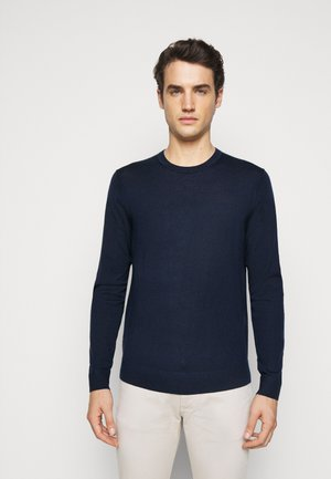 NEW BASIC CREW - Jumper - dark midnight