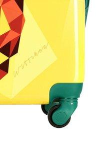 Wittchen - Wheeled suitcase - gelb - 6