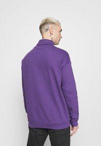YOURTURN - UNISEX - Felpa - purple - 2