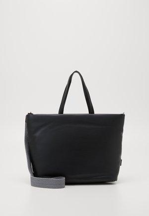 ALINA - Shopping bag - black